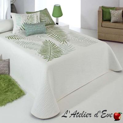 """Libor"" reversible washable polycotton bedspread Reig Marti C.04"
