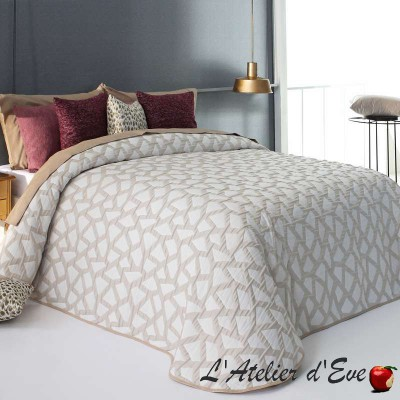 """""""Oksan"""" Promotion washable polyester bed cover Reig Marti C.00"""