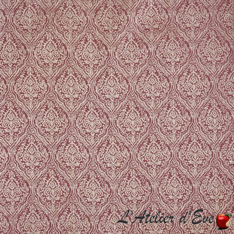 """""""Rosemoor"""" Tissu fruit passion damas Tresco Prestigious Textiles"""