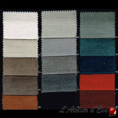 """Secura B1 1310"" Mood silk dimmable shade fabric Bautex"