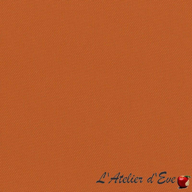"""""""Oscuratex 1114"""" Tissu orange occultant non feu M1 Bautex"""