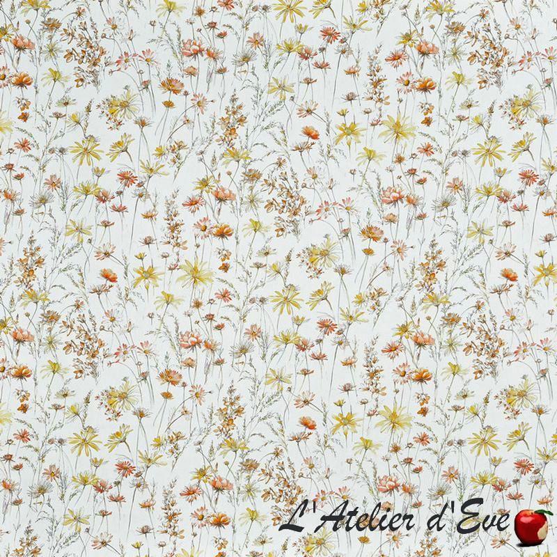 """Marie"" Tissu harvest coton fleuri Bloom Prestigious Textiles"