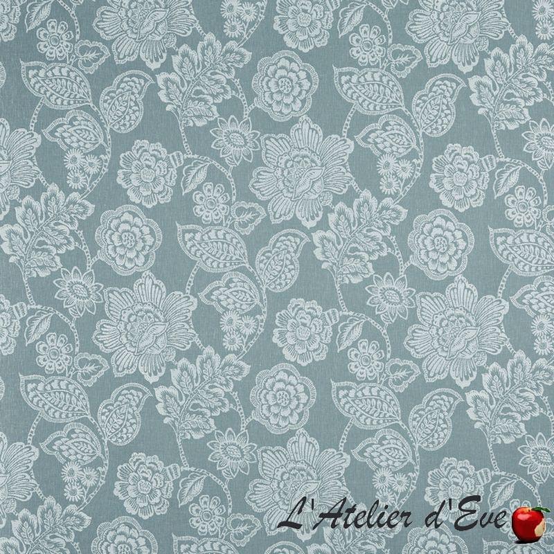 """Alice"" Tissu bluebell jacquard Bloom Prestigious Textiles"