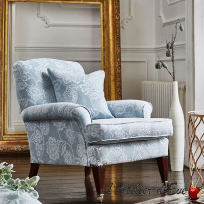 """Alice"" Tissu jacquard Bloom Prestigious Textiles"