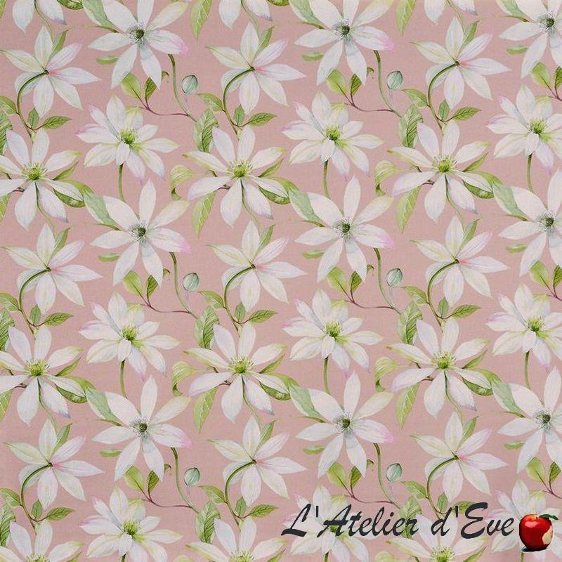 """Alice"" blossom Tissu ameublement coton fleuri Bloom Prestigious Textiles"