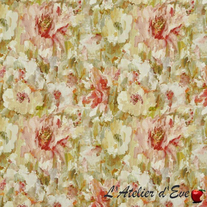 """""""Camile"""" Toile sienna ameublement coton Riviera Prestigious Textiles"""