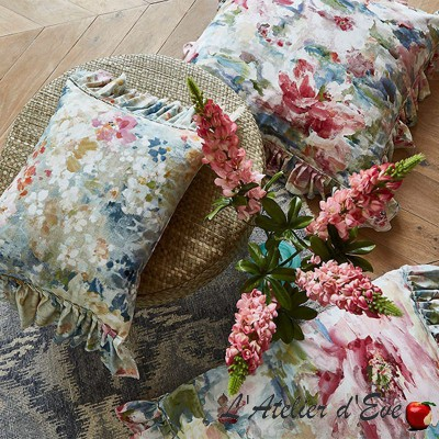 """Topanga"" Cotton upholstery fabric Malibu Prestigious Textiles"