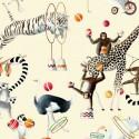 """""""Circus parade"""" Rideau Made in France Thevenon"""