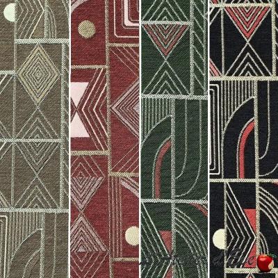 """""""Auguste"""" Thevenon velvet jacquard upholstery fabric"""