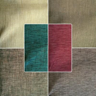 Shine (6 coloris) Tissu ameublement faux-uni L.143cm pour siege Thevenon