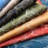 Nuage Tissu beige/ficelle ameublement et siège jacquard Thevenon