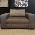 Armchairs Portofino custom and customizable online with fabric Thévenon of your choice