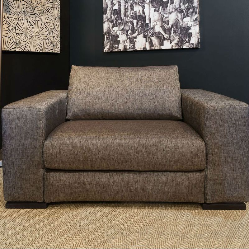 armchairs portofino custom and personalized online with fabric choice. Black Bedroom Furniture Sets. Home Design Ideas