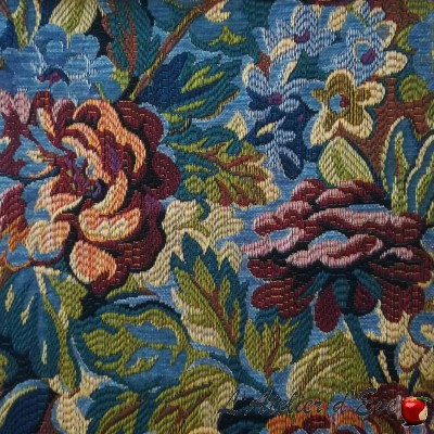 """""""Beauvais"""" Canvas embroidered furniture Casal"""