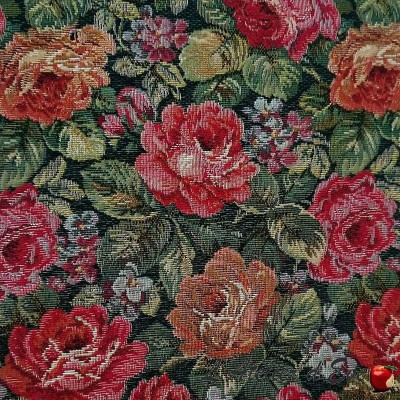 """""""Litz"""" Embroidered canvas with Casal furnishings"""