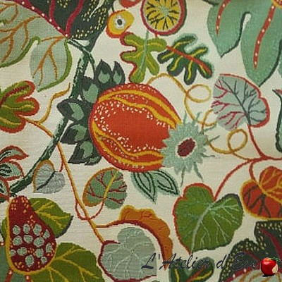 """""""Tanikely"""" Tapestry embroidered with sea furniture Casal"""