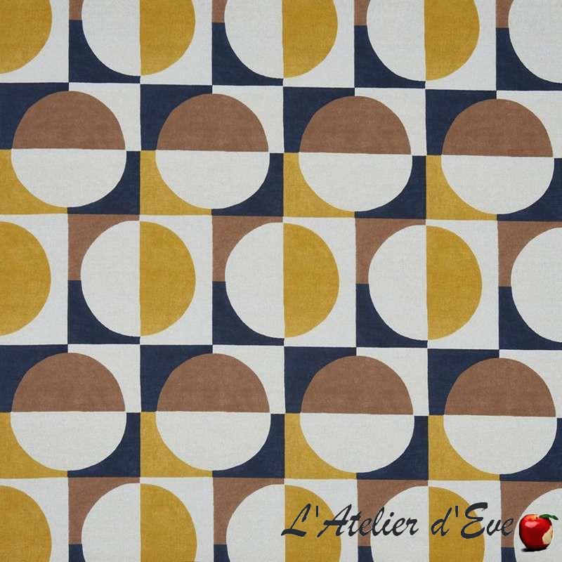 """""""Arc"""" bumble Tissu ameublement coton lin Prestigious Textiles"""