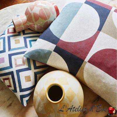 """""""Arc"""" Tissu ameublement coton lin Prestigious Textiles"""