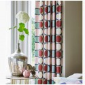 """Domino"" Tissu ameublement coton lin Abstract Prestigious Textiles"