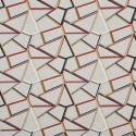 """Tétris"" Tissu ameublement collection Abstract Prestigious Textiles"