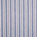"""Ridgewood"" Tissu ameublement coton rayures Hamptons Prestigious Textiles"