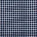 """Bridgehampton"" Tissu ameublement coton carreaux Hamptons Prestigious Textiles"
