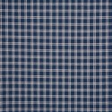 """Bridgehampton"" Hamptons Prestigious Textiles check cotton fabric"