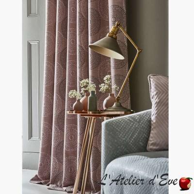 """Woodmere"" Hamptons striped cotton upholstery fabric Prestigious Textiles"