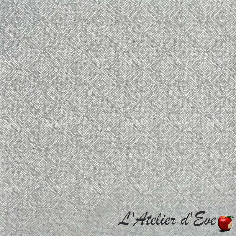 """Zinnia"" feather Tissu ameublement et sièges Luna Prestigious Textiles"