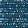"""""""Coton américain"""" coupon 80x110cm patchwork, habillement, loisirs créatifs...985b"""