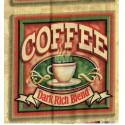 """""""Coton américain"""" coupon 60x110cm patchwork, habillement, loisirs créatifs...74268e"""