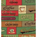 """""""Coton américain"""" coupon 65x110cm patchwork, loisirs créatifs...74270g"""