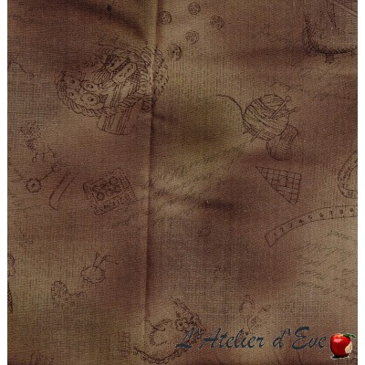 """""""American cotton"""" patch 65x110cm patchwork, clothing, creative hobbies ... 74270g"""