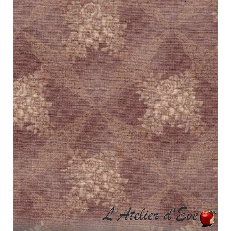 """""""Coton américain"""" coupon 110x110cm patchwork, habillement, loisirs créatifs...5901-16e"""
