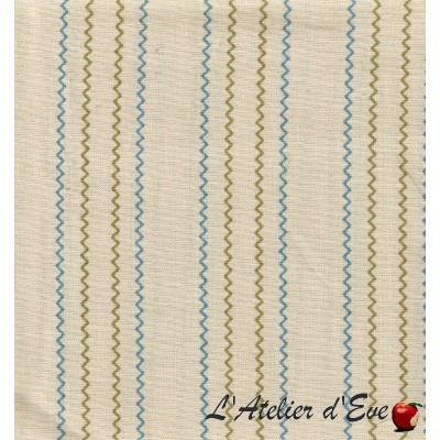"""""""Coton américain"""" coupon 125x110cm patchwork, habillement, loisirs créatifs...2695-11"""