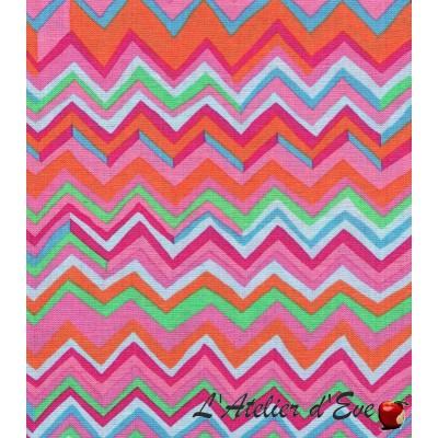 """""""Coton américain"""" coupon 50x110cm patchwork, habillement, loisirs créatifs...pwbm043"""