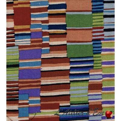 """""""Coton américain"""" coupon 50x110cm patchwork, habillement, loisirs créatifs...qgp51"""