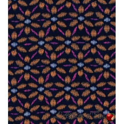 """""""Coton américain"""" coupon 125x110cm patchwork, habillement, loisirs créatifs...pwva018"""