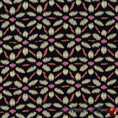"""""""Coton américain"""" coupon 50x110cm patchwork, habillement, loisirs créatifs...pwva018"""