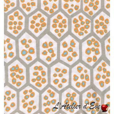 """""""Coton américain"""" coupon 80x110cm patchwork, loisirs créatifs...pwbm041"""