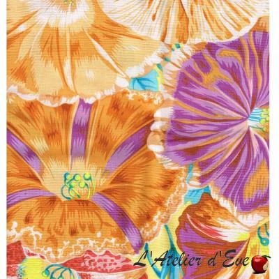 """""""Coton américain"""" coupon 130x110cm patchwork, loisirs créatifs...qpj48"""