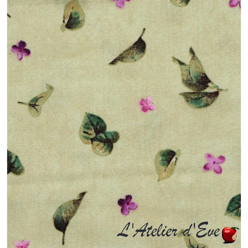 """""""Coton américain"""" coupon 70x110cm patchwork, habillement, loisirs créatifs...23168h"""