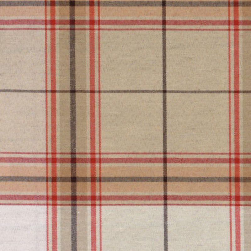 Glasgow - Tissu ameublement écossais tartan grande largeur