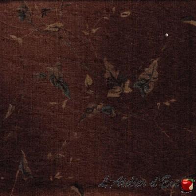 """""""Coton américain"""" coupon 50x110cm patchwork, loisirs créatifs...8227c"""