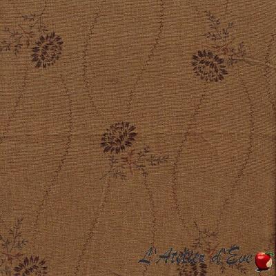 """""""Coton américain"""" coupon 85x110cm patchwork, loisirs créatifs...8232c"""