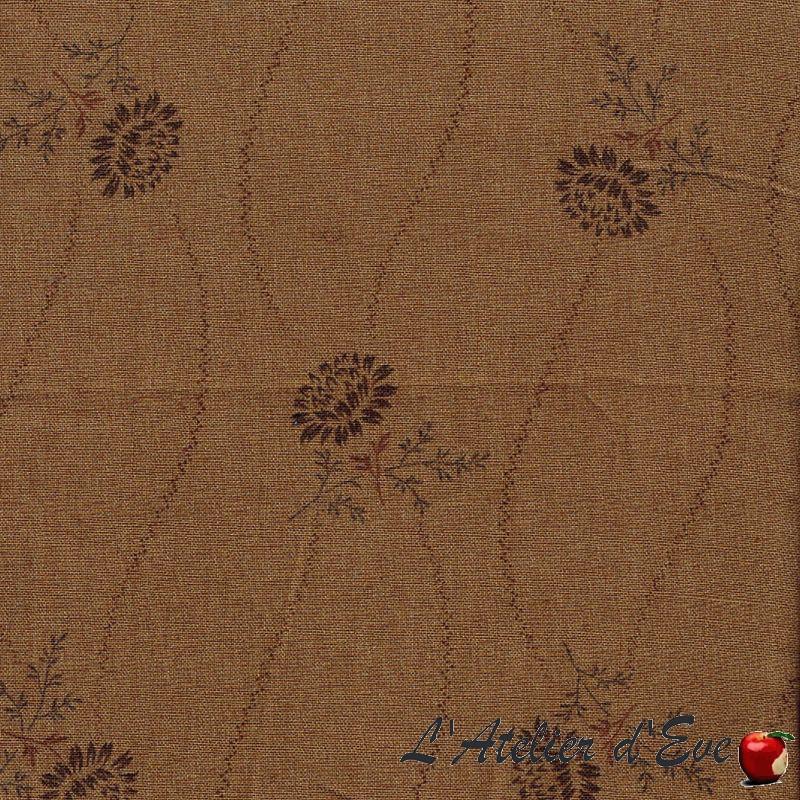"""""""Coton américain"""" coupon 85x110cm patchwork, habillement, loisirs créatifs...8232c"""