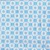 """""""Coton américain"""" coupon 50x110cm patchwork, habillement, loisirs créatifs...905q"""