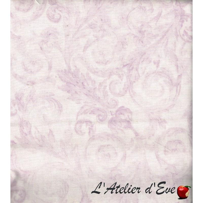 """""""Coton américain"""" coupon 110x110cm patchwork, habillement, loisirs créatifs...23171el"""