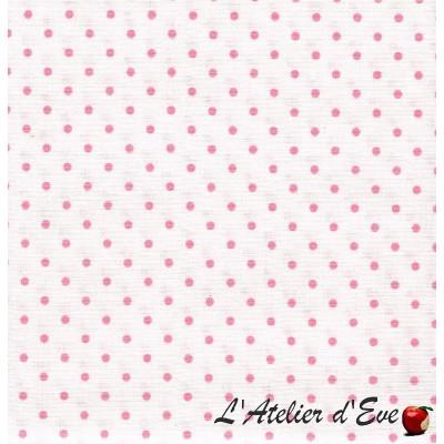 """""""Coton américain"""" coupon 50x110cm patchwork, habillement, loisirs créatifs...916p4"""