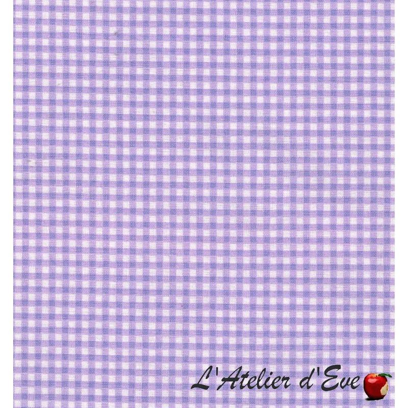 """""""Coton américain"""" coupon 50x110cm patchwork, habillement, loisirs créatifs...920l3"""
